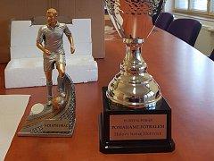 Kromě dalších ocenění převezme vítězný celek hořovického turnaje putovní pohár.
