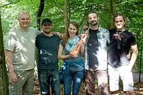 Hořovická kapela Trapas