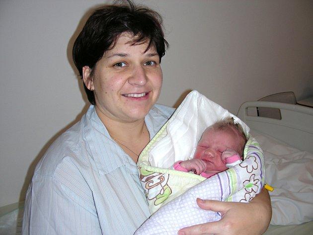 Maminka Ivana Křížová je 1500. maminkou, která letos přivedla na svět v hořovické porodnici své děťátko. V pondělí 22. prosince 2014 v 6.59 hodin se jí narodila dcerka Terezka s váhou 3,77 kg, mírou 51 cm a tatínek Pavel Kříž si nenechal narození dcerky u