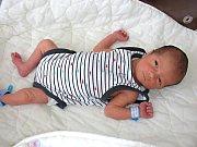 MAX Holovský, prvorozený syn Vladimíry Haškové a Zdeňka Holovského z Tetína přišel na svět 5. července 2017 v 13.35 hodin, vážil 2,45 kg a měřil 46 cm. Jméno pro Maxíka vybral tatínek potom, co mu budoucí maminka ukázala pozitivní těhotenský test.