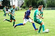 1. kolo: Hořovicko - Bohemians 0:0 PK 5:3