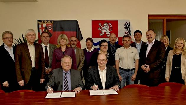 Hořovičtí přijali hosty z partnerského města Gau – Algesheim