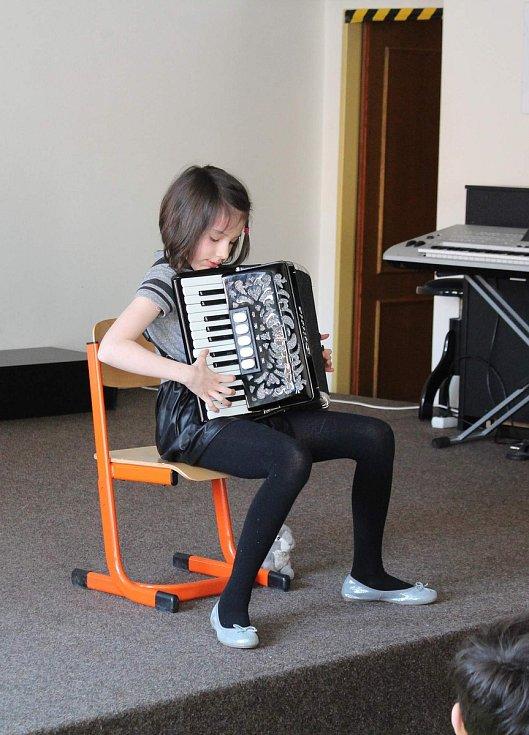 Z XIII. Festivalu ZUŠ Středočeského kraje v Berouně.
