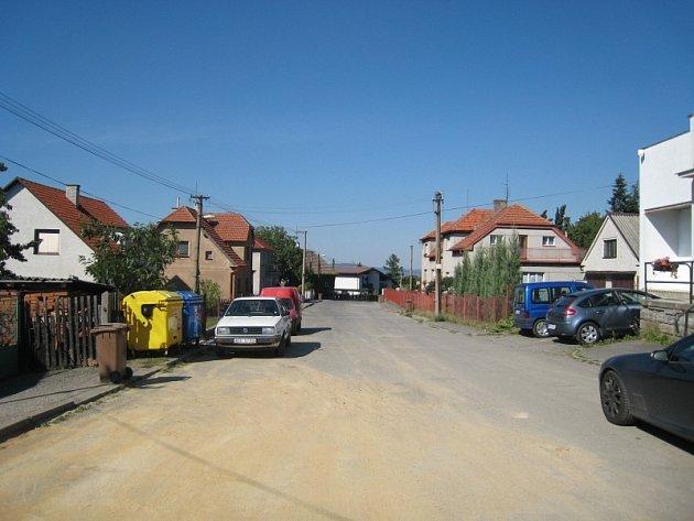 Ulice Pod Dražovkou je jednou z nejvíce postižených