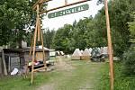 Letní tábořiště u Mrtníku