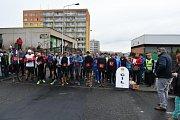 Na Silvestra proběhl již 33. ročník Silvestrovského běhu v Králově Dvoře.