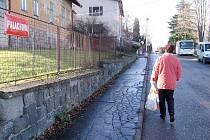 Hořovičtí hodlají upravit některé chodníky