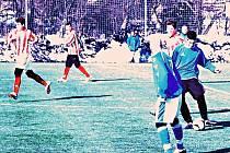 Fotbal: Hořovicko - Cerhovice 7:0