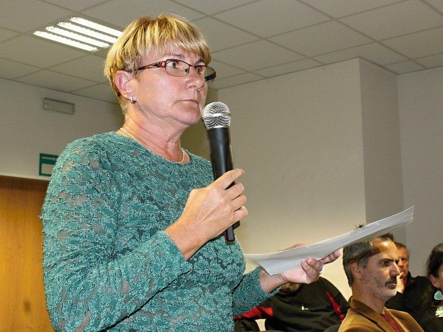 Poslední jednání berounských zastupitelů před komunálními volbami.