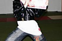 Standa Rajtmajer vyhrál mistrovství republiky v kategorii street dance show