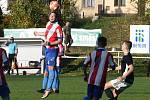 Berounští fotbalisté dotáhli dvoubrankové manko.