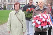 V Berouně uctili vznik Československa