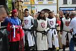 Oslavy 750. výročí města Beroun