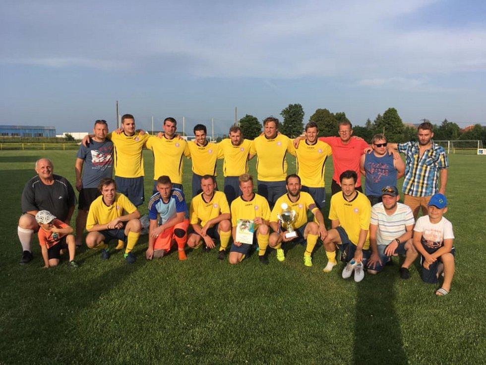 Trubín opět ovládl finále okresního poháru.