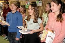 Okresní kolo recitační soutěže se konalo v Lochovicích