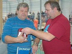 V rámci turnaje Pomáháme fotbalem byly předány ceny pro nejlepší hráče Tip ligy.