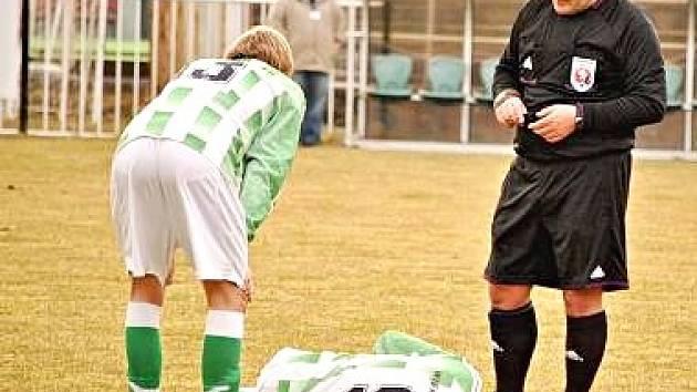 Fotbal: Ve středu se hrají dohrávky