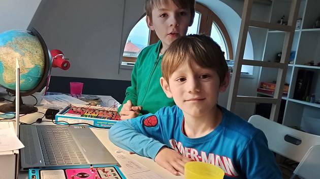 """Projekt s názvem """"Robotika je hra"""" má v dětech vzbudit zájem o techniku."""