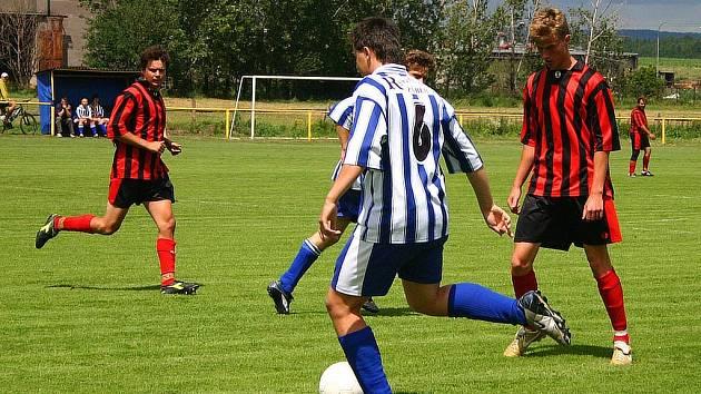 Fotbalisté Rpet obsadili v uplynulé sezoně ve III. B třídě čtvrté místo. Letos chtějí opět bojovat o čelo tabulky.