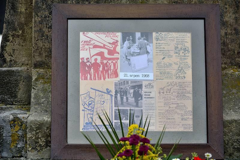 Vzpomínka na 21. srpen 1968