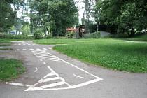 Dopravní hřiště v Berouně by mělo získat zpět svou zašlou slávu