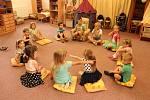Katolická mateřská škola v Berouně: nezapomíná se ani na narozeniny.