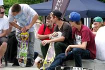 Berounské skateboardové závody