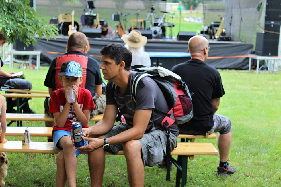 Festival Závodí