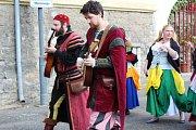 Tradiční, již 22. Karlštejské vinobraní, konané o víkendu 29. a 30. září.