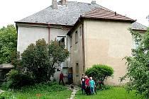 Zde by měl vzniknout nový azylový dům