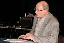 Součástí nového pořadu Brdské Múzy bylo i autorské čtení Ondřeje Vaculíka