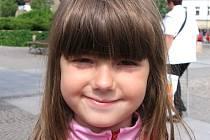 Adéla Dolníková, 6 let, Libečov