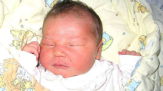 Prvorozená dcera Nikola se narodila              v pondělí 2. srpna mamince Jarce Dvořákové a tatínkovi Karlu Dardovi ze Strašic. Po příchodu na svět Nikolce navážily sestřičky na porodním sále krásných     3,82 kg a naměřily rovných 50 cm.