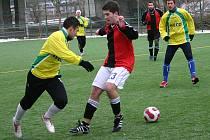 Fotbalový turnaj v Berouně vyhrála dle očekávání Loděnice