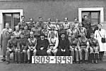 Sbor dobrovolných hasičů v Králově Dvoře oslavil v roce 1949 své čtyřicetiny.