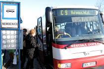 Cestující se po Hořovicích svezou zadarmo i v roce 2017