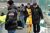 Obránce Nestor se zranil při semifinále Tipsport ligy