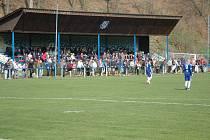 Derby sledovalo přes šest stovek diváků.