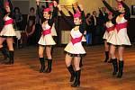Ples města Hořovice - Hořovické mažoretky