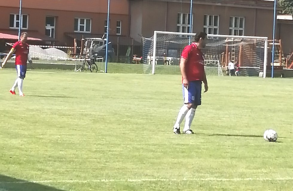 Příprava: Komárov - Petřín Plzeň U19 2:0.