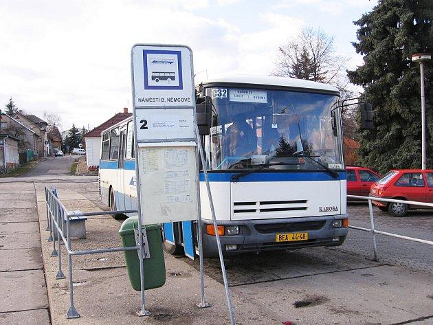 Hořovičtí připravují rekonstrukci autobusového nádraží