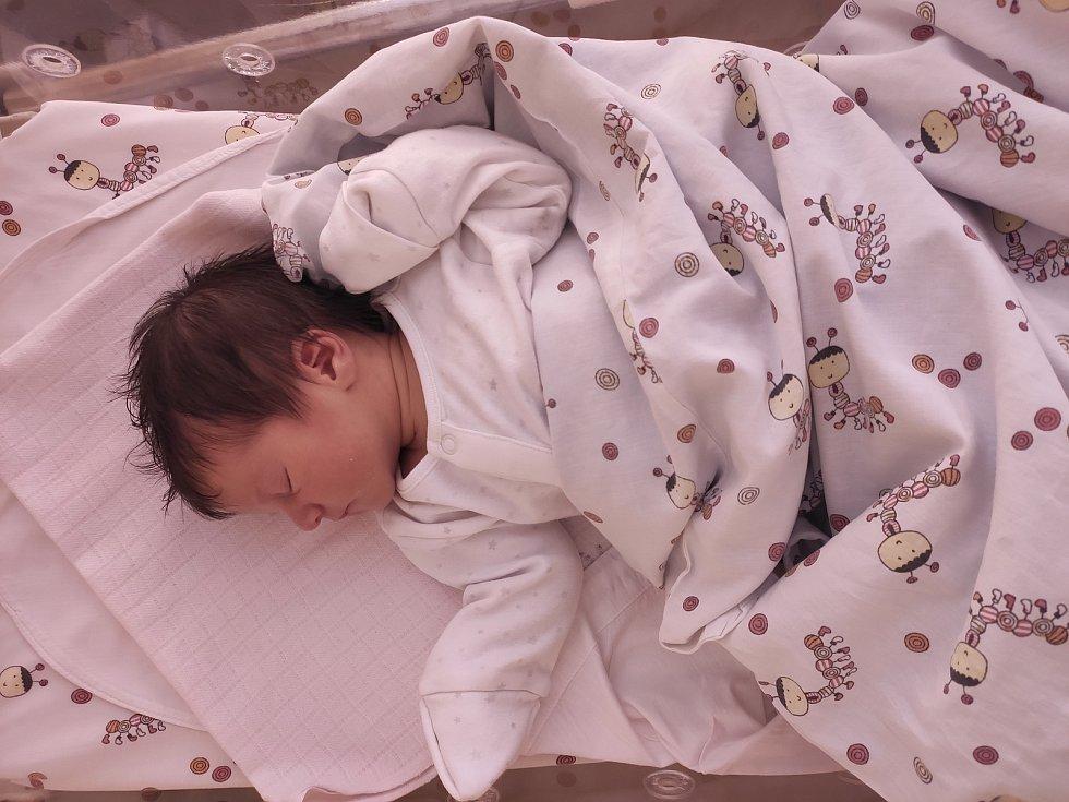 Barbora Křížková se narodila 24. července 2021 ve 13.14 hodin v čáslavské porodnici. Vážila 3600 gramů a měřila 50 centimetrů. Doma v Kutné Hoře se z ní těší maminka Jana, tatínek Tomáš a tříletý bráška Honzík.