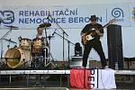 Z hudebního festivalu Berounské letorosty.