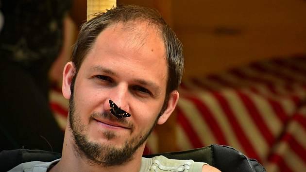Lukáš Klimovič je skautem už sedmnáct let. Vypracoval se až na předsedu okresní rady.