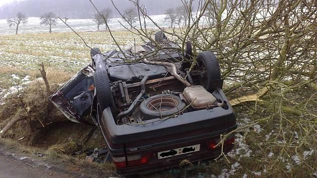 Řidič měl zřejmě anděla strážného