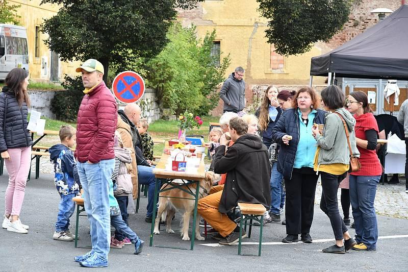 Ze sousedských slavností v Berouně, anebo Zažít město jinak v neděli 19. září 2021