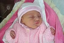 Tatínek Jakub Jelínek si nenechal ujít narození dcerky Adélky, kterou přivedla na svět maminka Zuzana 29. 1. Po porodu vážila Adélka 2,54 kg a měřila 48 cm.  Rodiče si prvorozenou dceru odvezou do Králova Dvora.