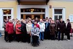 Svaz tělesně postižených v Hořovicích - Františkovy lázně