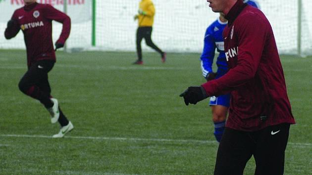 Fotbal: Matěj Hybš
