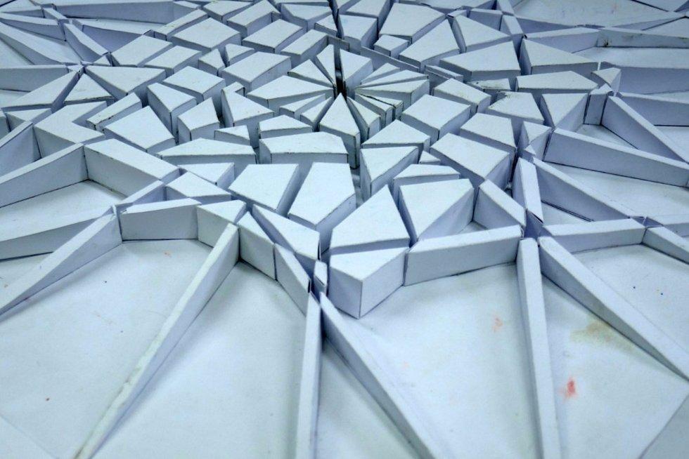 2. místo: Labyrint. Autor: Martin Kovář.